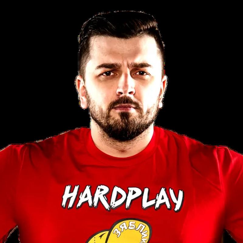 Алексей Баранов, основатель Hard Legion