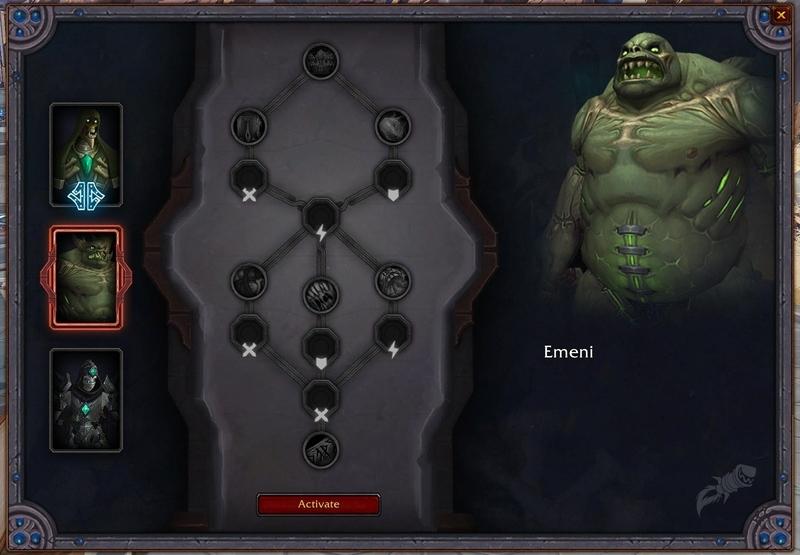 Медиум в World of Warcraft: Shadowlands   Blizzard