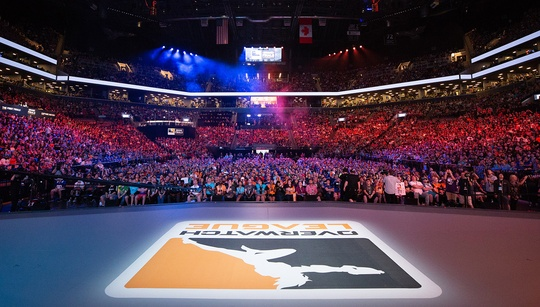 Overwatch League confirms Guangzhou and Atlanta franchises