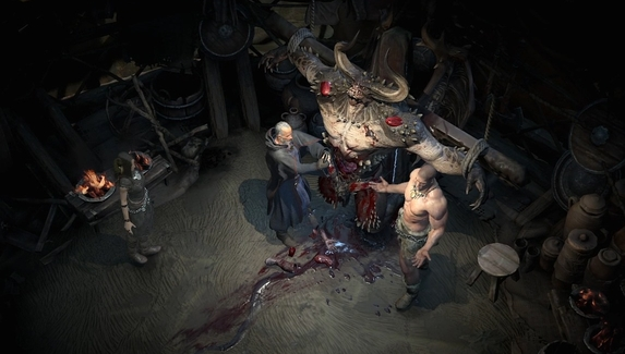 За кулисами DiabloIV — новый ежеквартальный отчет Blizzard Entertainment о разработке игры