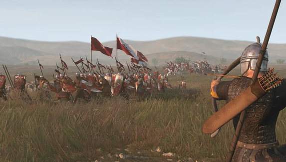 Mount & Blade II: Bannerlord в третий раз возглавила чарт Steam, Fallout 76 стартовала с пятой строчки