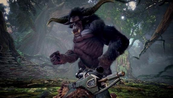 Capcom показала съемку сцены из Monster Hunter: World с технологией захвата движения — актер вжился в роль монстра