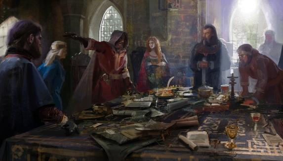 Соблазни Папу, убей короля, женись на сестре — обзор Crusader Kings III