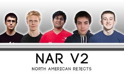 North American Rejects: Повторяющаяся история