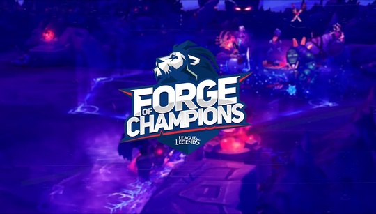 How to watch Forge of Champions