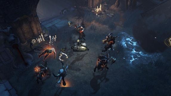 Опубликован геймплейный ролик мобильной Diablo Immortal