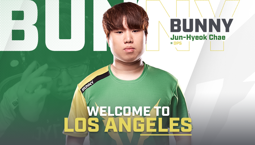 The rumours are true: Bunny leaves Seoul Dynasty, joins Los Angeles Valiant