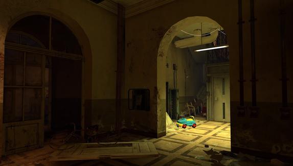 Arkane Studios показала геймплей, концепты и скриншоты отмененной Half-Life: Ravenholm