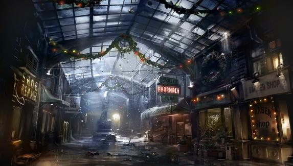 Десять игр на Новый год — от Max Payne до Donkey Kong
