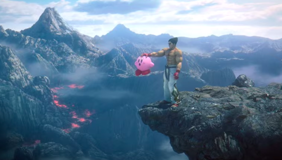 Новым бойцом в Super Smash Bros. Ultimate станет Кадзуя Мисима из серии Tekken