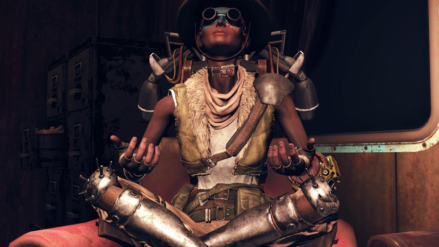 Костюм искателя сокровищ из Fallout 76