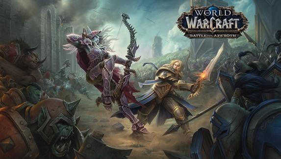 В VK Play началась распродажа World of Warcraft: Battle for Azeroth