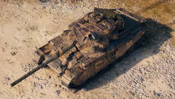 В World of Tanks запустили второй этап «королевской битвы»