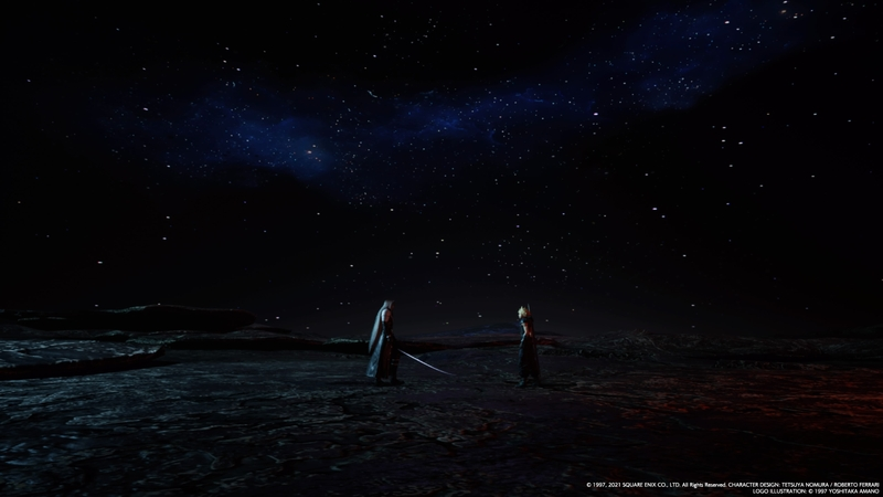Скриншот из Final Fantasy VII Remake