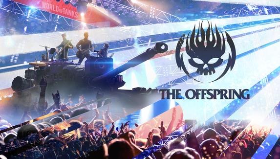 The Offspring даст виртуальный концерт в World of Tanks