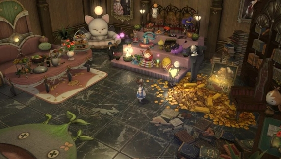 Квартплата где? Авторы Final Fantasy XIV отключили автоматический снос домов из-за пандемии
