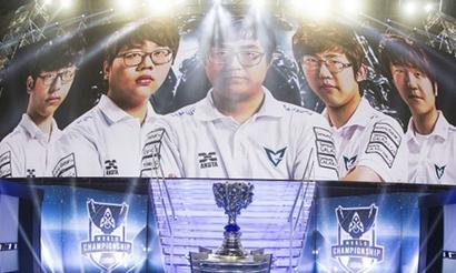 Riot Games представили образы в честь Samsung White
