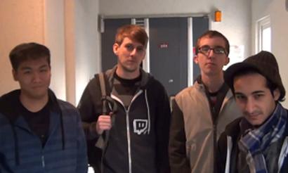 Purge & co создали команду «Team Zephyr»