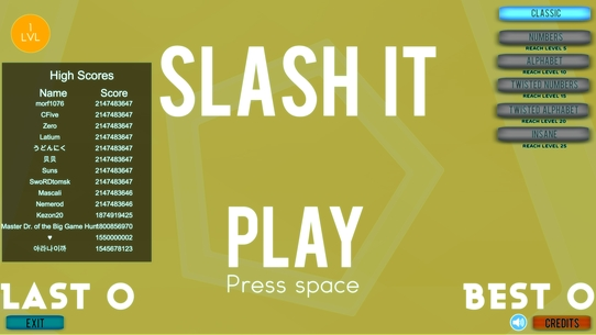 Pro игры (#11) Slash It/ Slash It 2