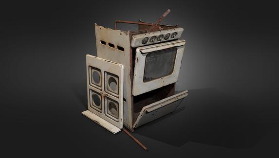 Ватник, печка и УАЗ — в сеть утекли ассеты для S.T.A.L.K.E.R. 2
