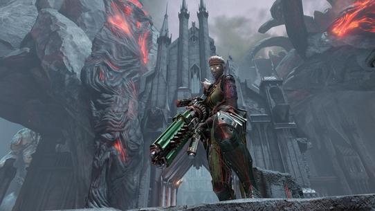 Простые смертные не хотят играть в Quake Champions. Для Quake это обычное дело