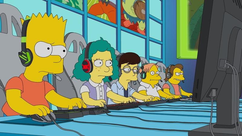 Барт и его команда