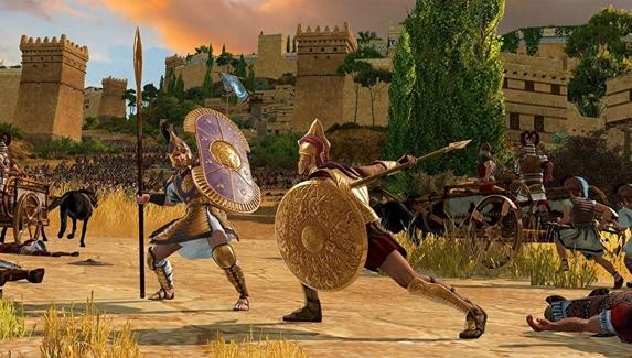 В Total War Saga: Troy добавят мультиплеер