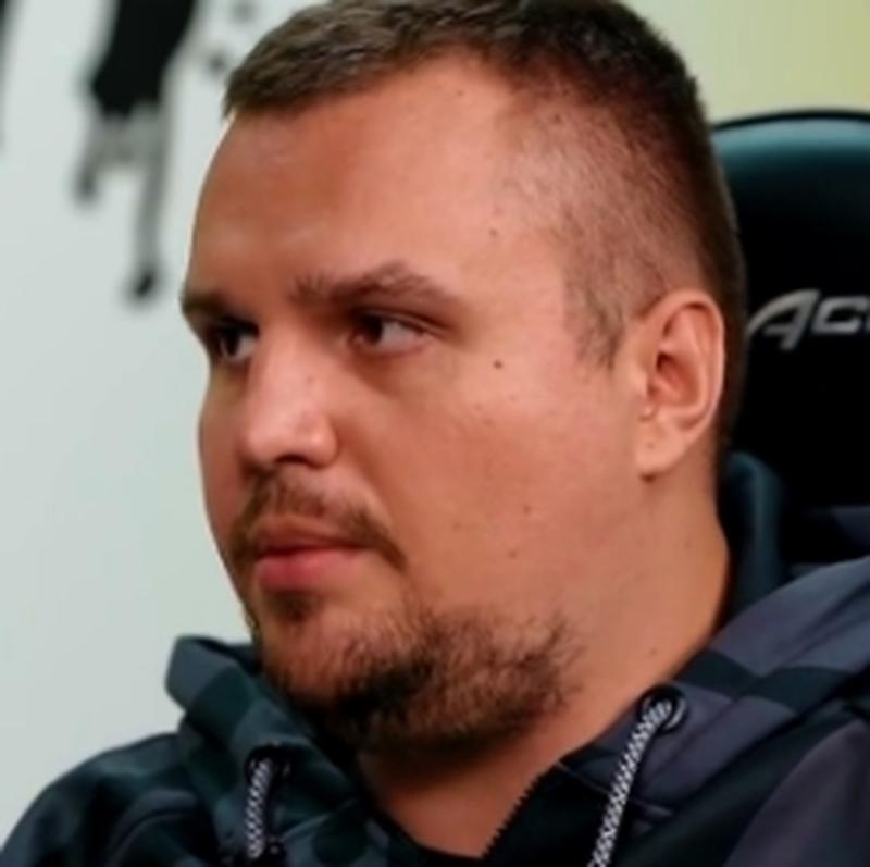 Сергей AnahRoniX Быковский