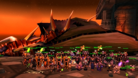 Лирой Дженкинс не одобряет — игроки прошли новый рейд в World of Warcraft Classic за 42 минуты