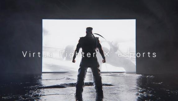 SEGA анонсировала ремейк Virtua Fighter — игра станет новой киберспортивной дисциплиной