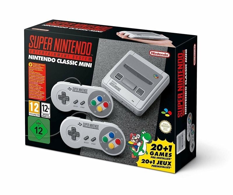 SNES Classic Mini - 170 $