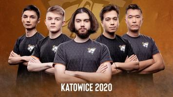Virtus.pro покидает IEM Katowice 2020