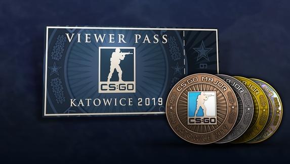 В CS:GO появился Зрительский пропуск и Pick'Em Challenge для IEM Katowice Major 2019