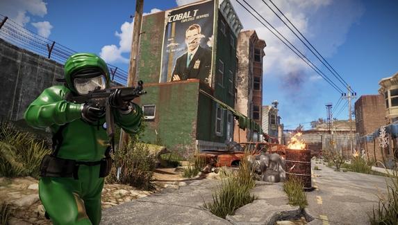 Rust обошла Cyberpunk 2077 в еженедельном чарте Steam