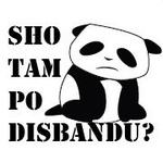 Pandas in Disbandas
