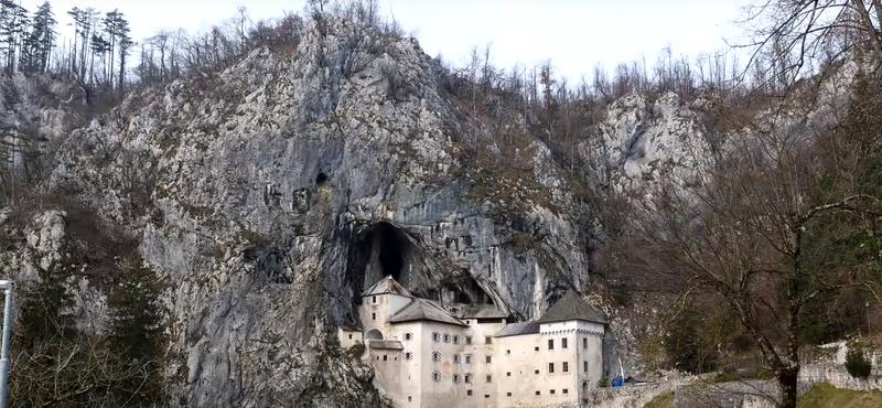 Настоящий Предъямский замок