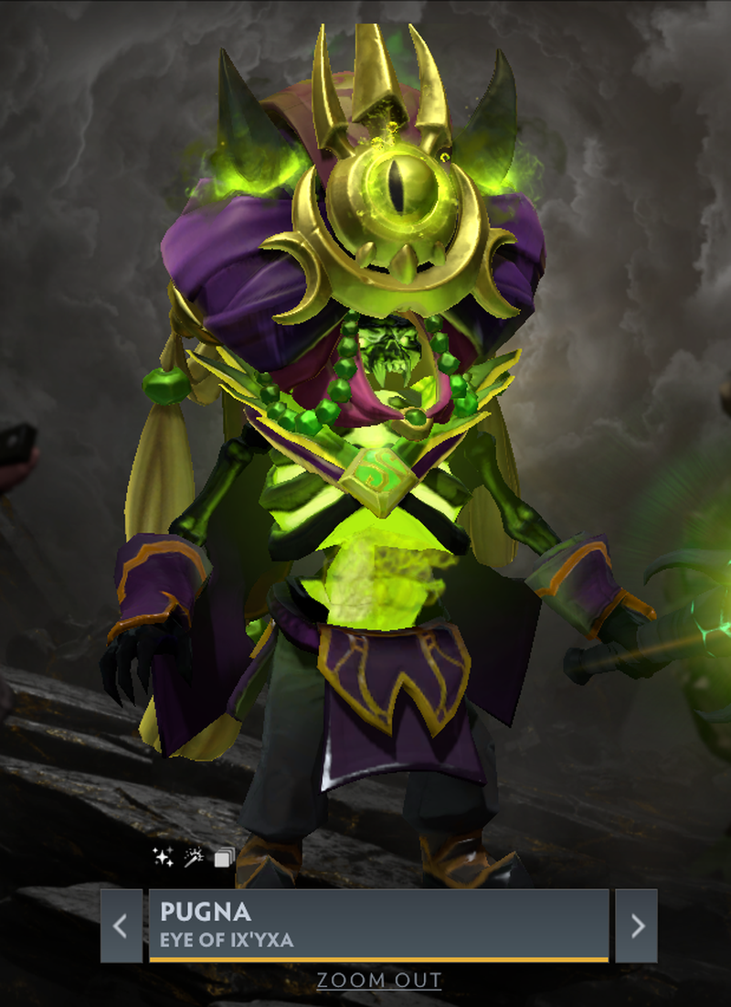 Immortal Treasure III в Dota 2