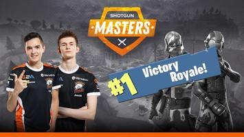 Virtus.pro выигрывает первый титул в Fortnite