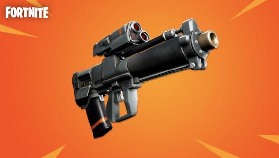 В Fortnite добавят новый гранатомет