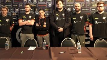 Virtus.pro занимает 7-8 место на Charleroi Esports