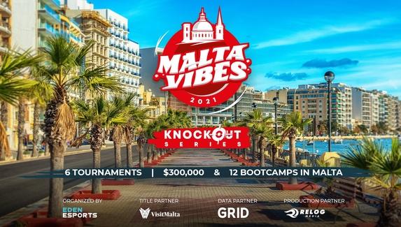 VP.Prodigy, Entropiq и forZe выступят на Malta Vibes Knockout Series #1