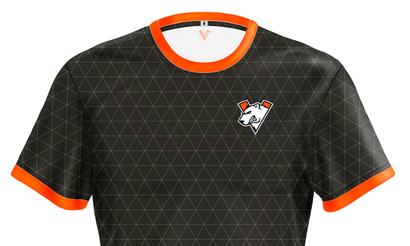 Virtus.pro представила новую футболку для болельщиков