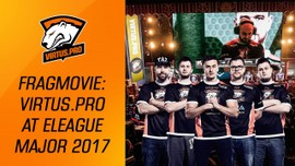 Virtus.pro на ELEAGUE Major 2017