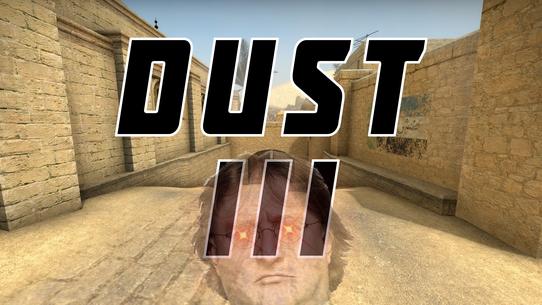 История третьего Dust. Забытая карта, так инеставшая легендой