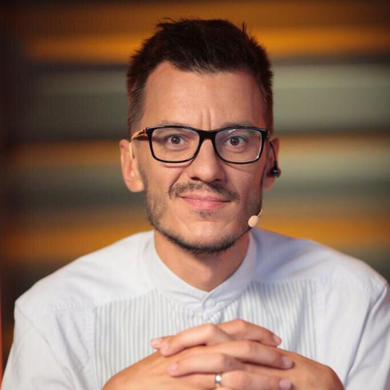 Алексей yxo Малецкий, комментатор WePlay!