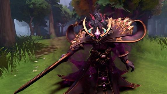Разработчики Dota 2 заменили сет Spectre в сокровищнице Treasure of the Amaranth