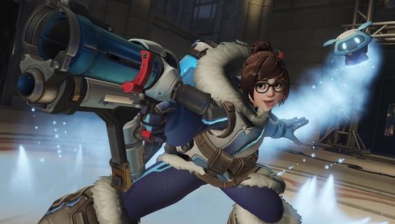 Мэй станет новым героем Heroes of the Storm — Blizzard показала её умения