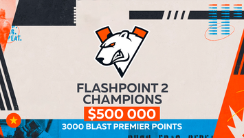 Virtus.pro wins Flashpoint 2