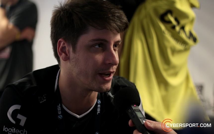 """SmithZz: """"We should have won Cache [vs. BIG] and I would have loved to have seen the third map."""""""