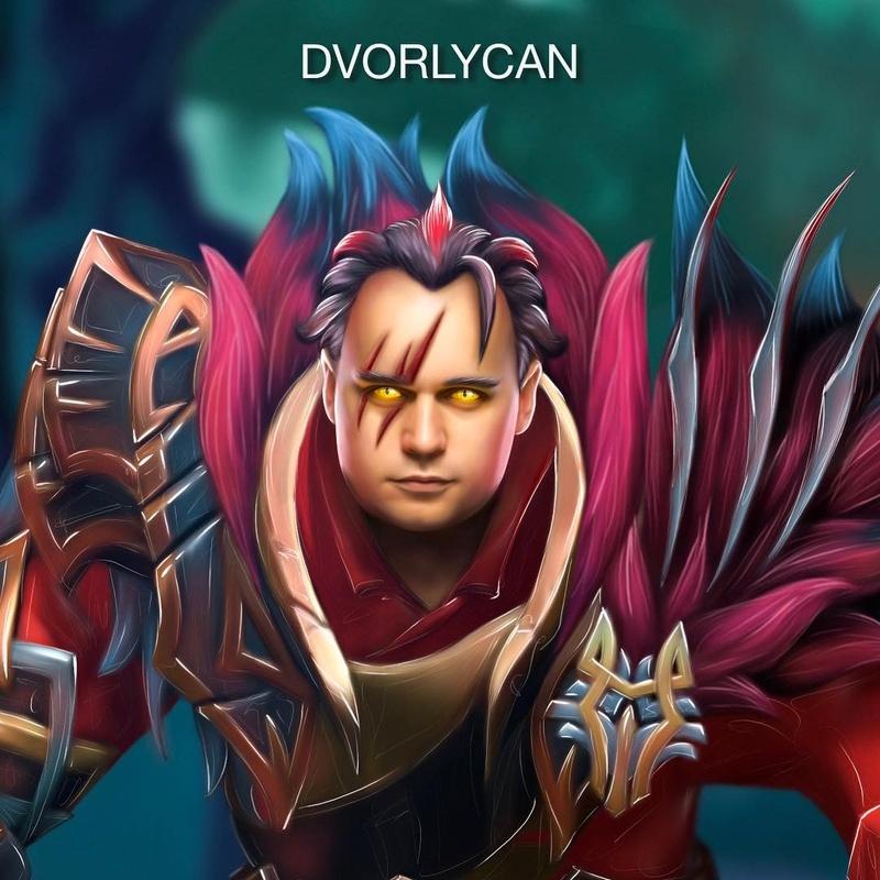 DVORLYCAN